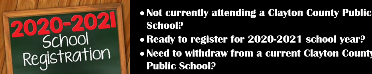 2020-21 School Registration